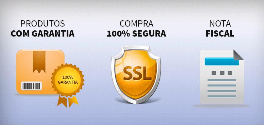 Segurança do Cliente - Nota Garantia e SSL