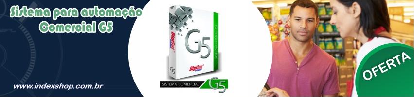 G5 vitrine