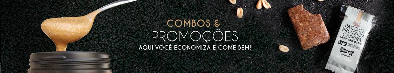 Combos & Promoções