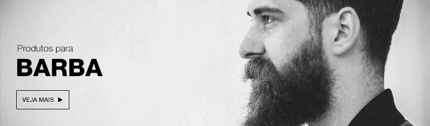 Homem - Barba