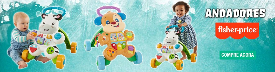 andadores fisher price