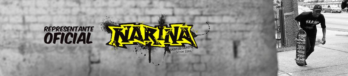 Banner Narina Categoria