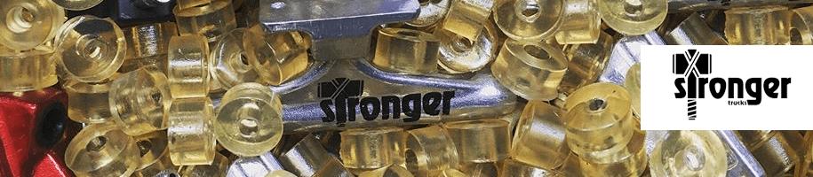 Banner Marca Stronger