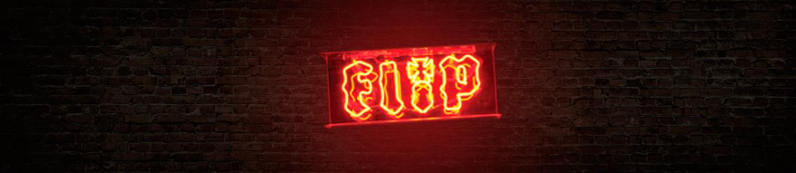 Banner Marca Flip