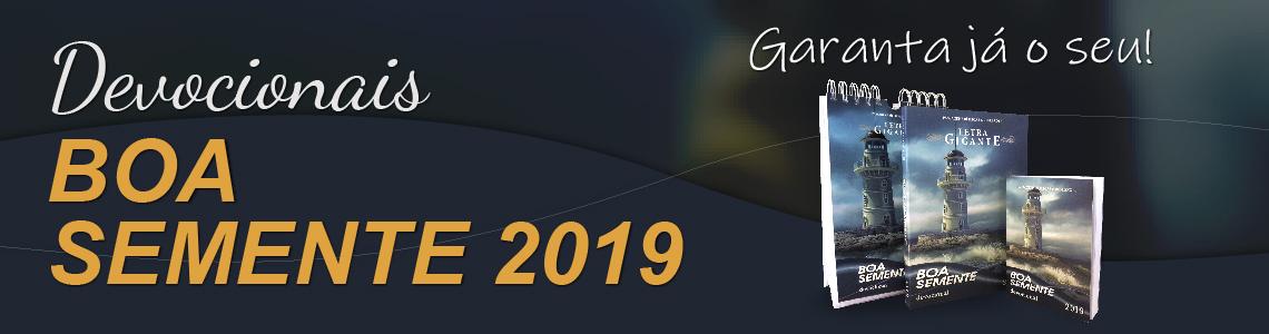 Boa Semente 2019