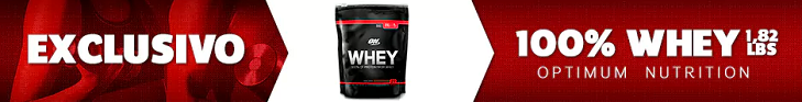 Laçamento Whey Optimum!