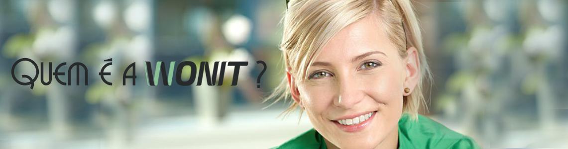 Quem é a Wonit?