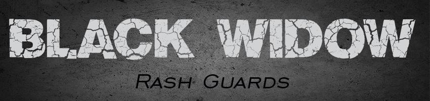 Rash Guards Black Widow