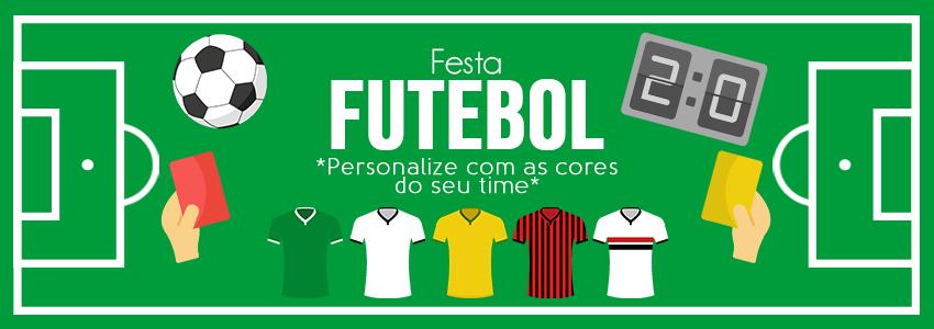 Festa Futebol Vitrine