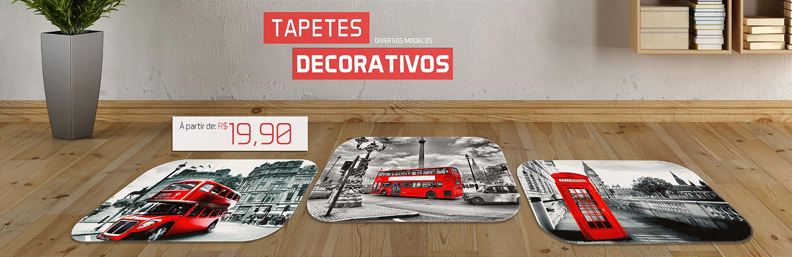Banner Tapetes