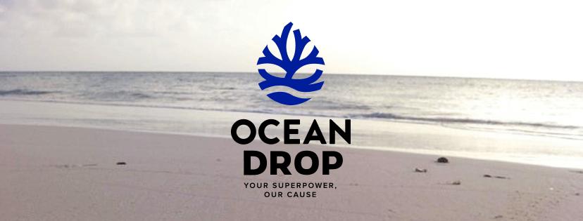 Ocean Drop - Capa