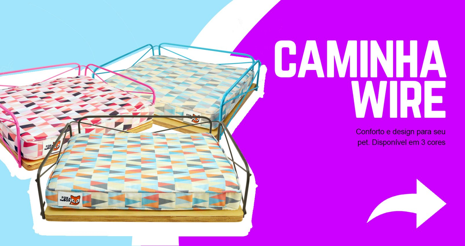 banner camas wire