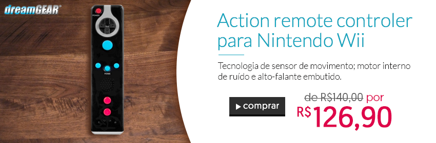 Games - Action Remote