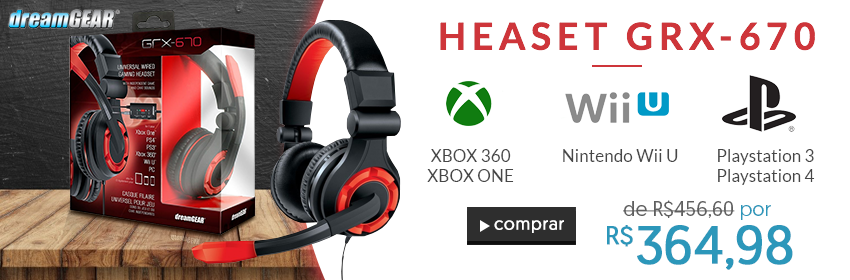 Games - Headset