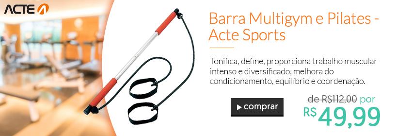 Esporte e Lazer - Barra Acte