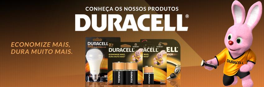 Eletrônico - Duracell