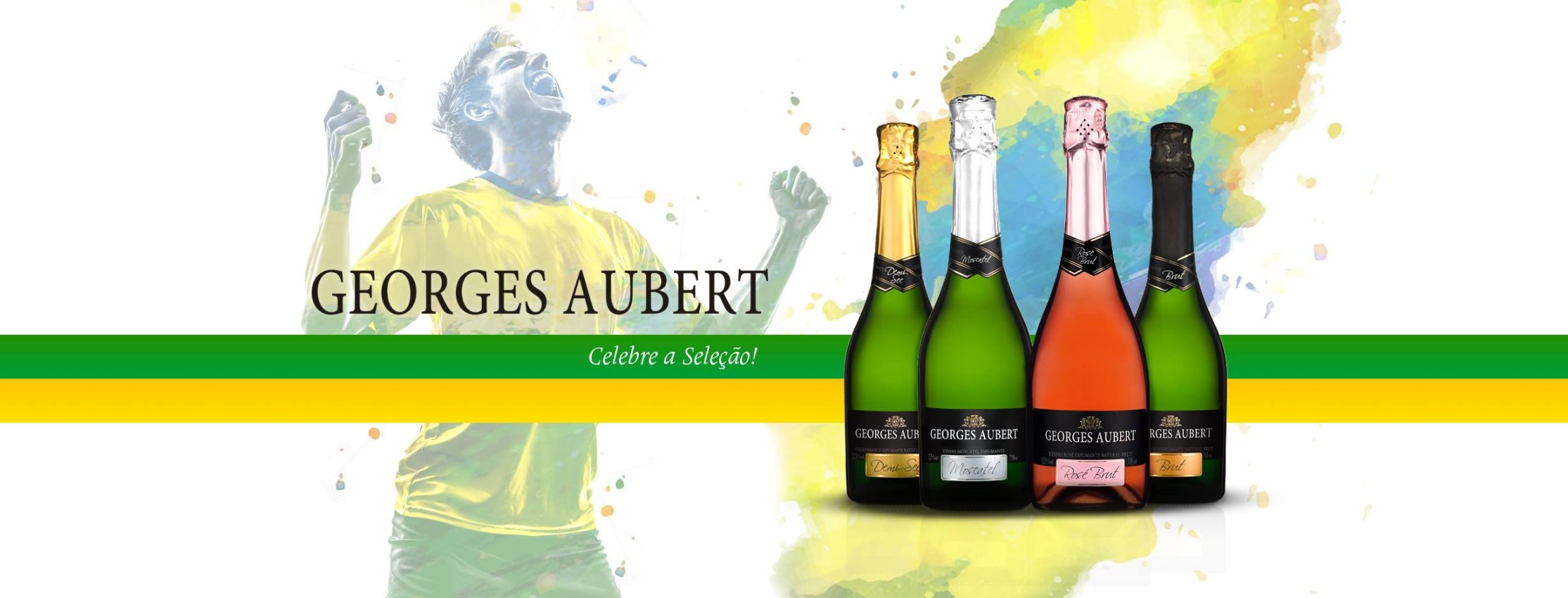 Georges Aubert copa 2018