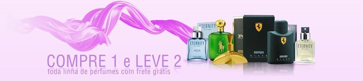 perfumes vitrine