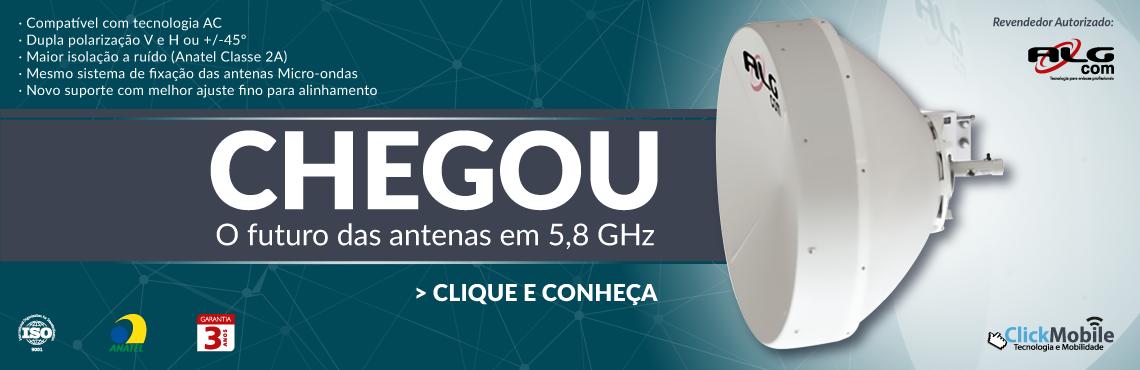 Lançamento Ultra High Performance ALGcom