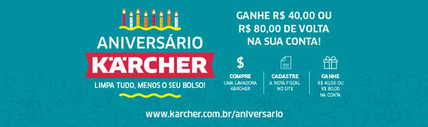 Banner Promoção de Aniversario