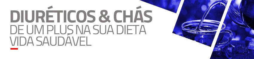 DIURÉTICOS & CHÁS