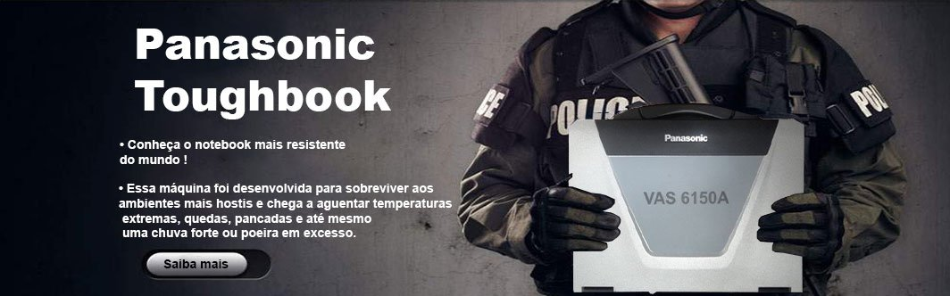 Panasonic notebook