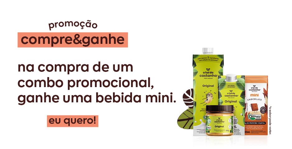 Compre&Ganhe Bebida Mini