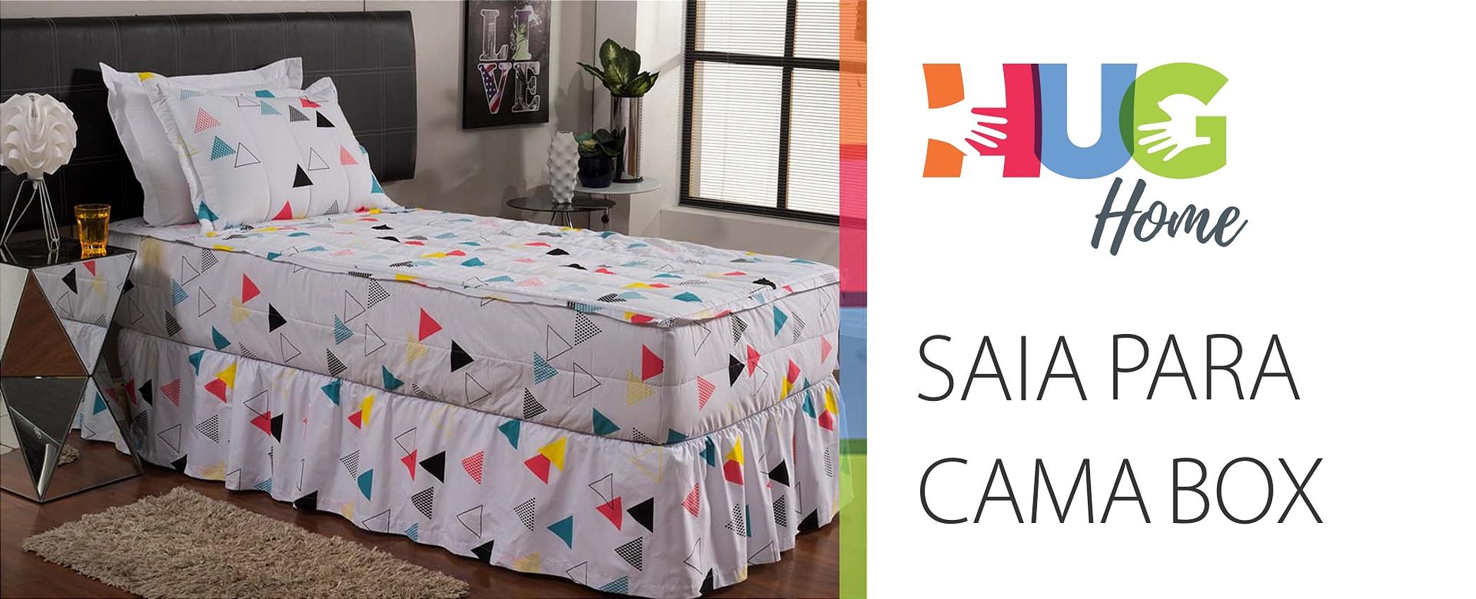 Banner Hug Saia Cama Box