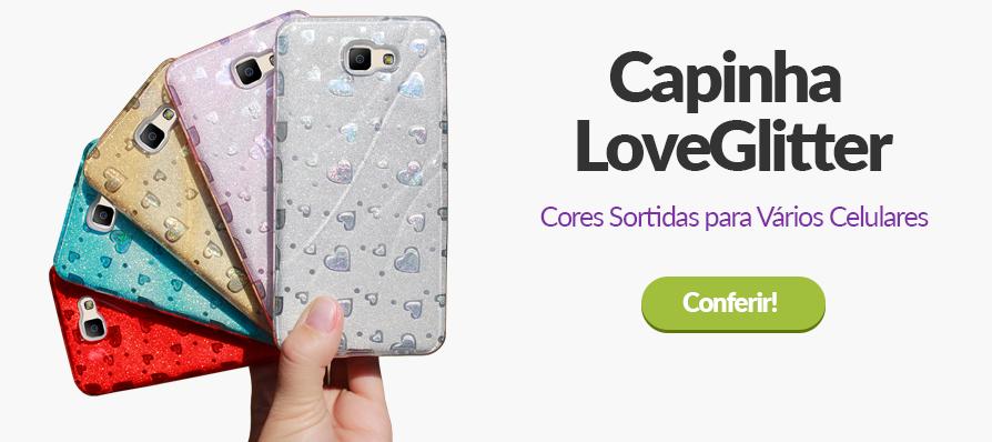 Capa LoveGlitter