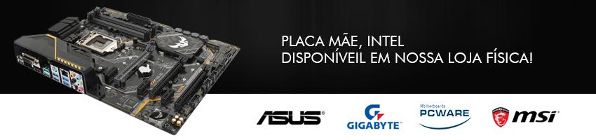 Placa Mãe Intel