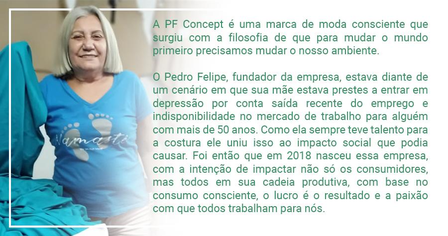 Banner tarja história PF