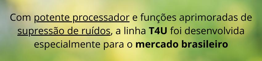 Linha T4U