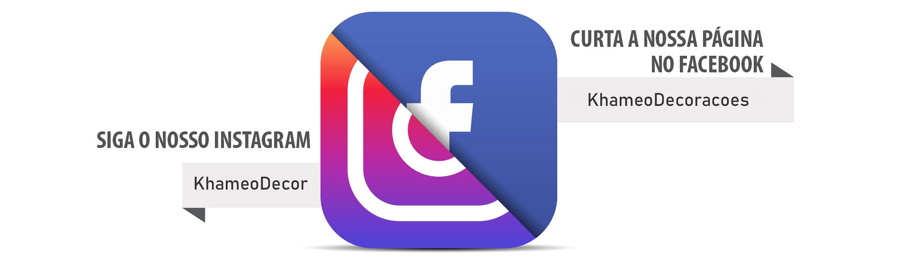 Siga-nos nas redes sociais