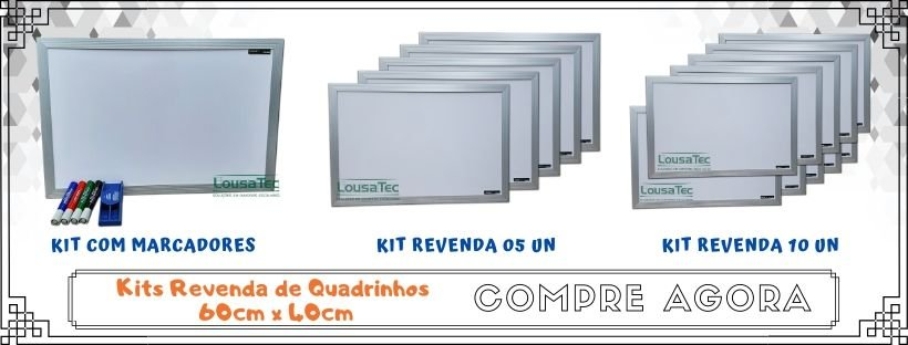 Kit Quadrinho