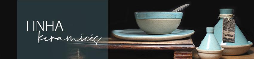 linha ceramica