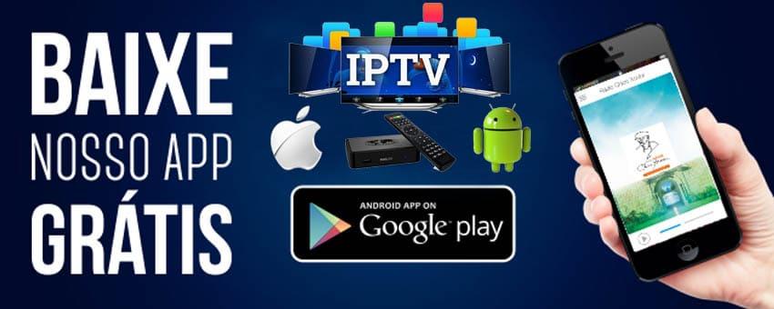 Aplicativo IPTV Grátis