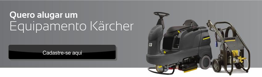 Aluguel Karcher