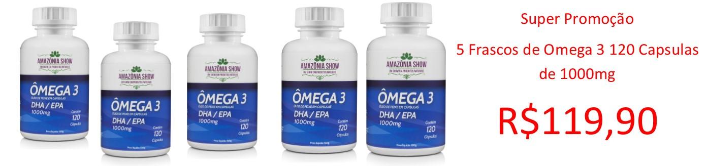 Promo Omega 3