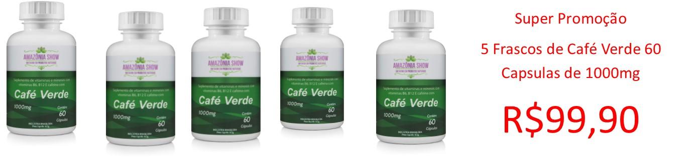 Promoção Cafe Verde