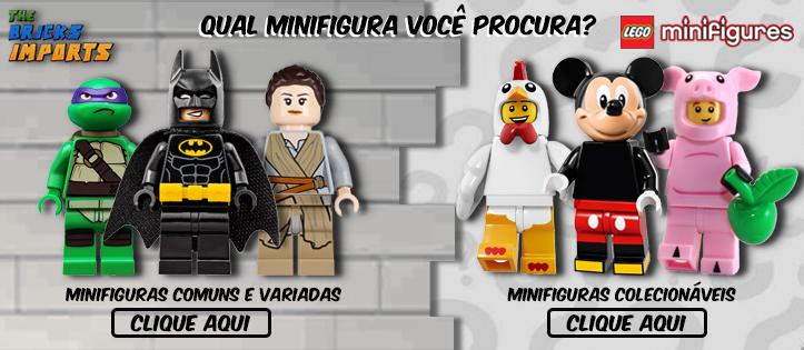 Minifiguras LEGO