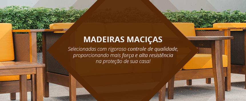 Madeiras Maciças