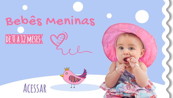Bebê Meninas