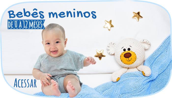 Bebês Meninos