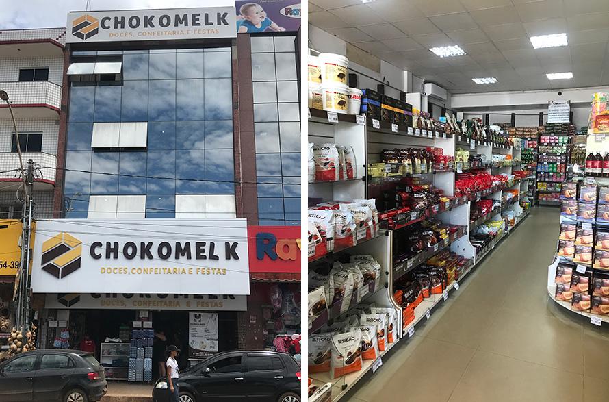 Loja Fisica Chokomelk