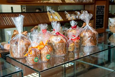 Balcao da Loja Pasta Madre em Brasilia