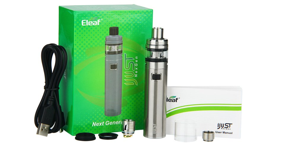 Kit iJust NexGen elite smoke