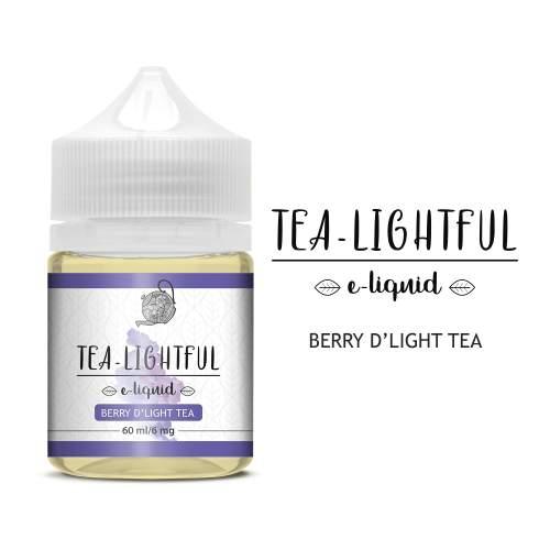 Líquido Berry D'Light Tea - Tea-Lightful