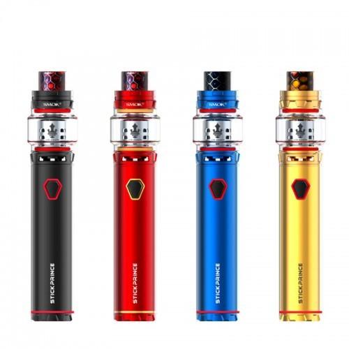 Kit Cigarro Eletrônico Stick Prince c/ Atomizador TFV12 Prince 3000mAh - Smok™