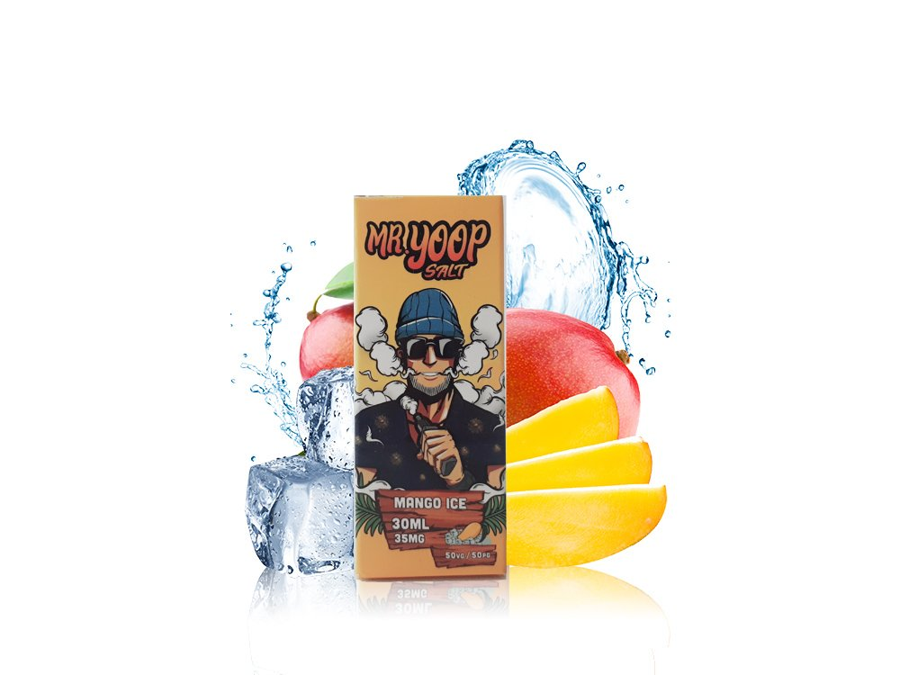 Líquido Mango ICE - Salt - Mr. Yoop