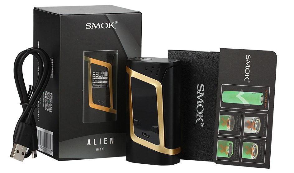Alien 220W TC Smok